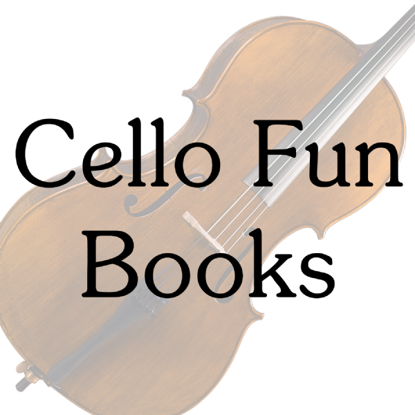 Cello Fun Books